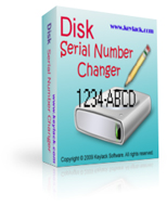 Disk Volume Serial Number Changer Box
