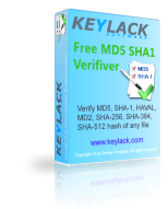 Free MD5 SHA1 Verifier Box